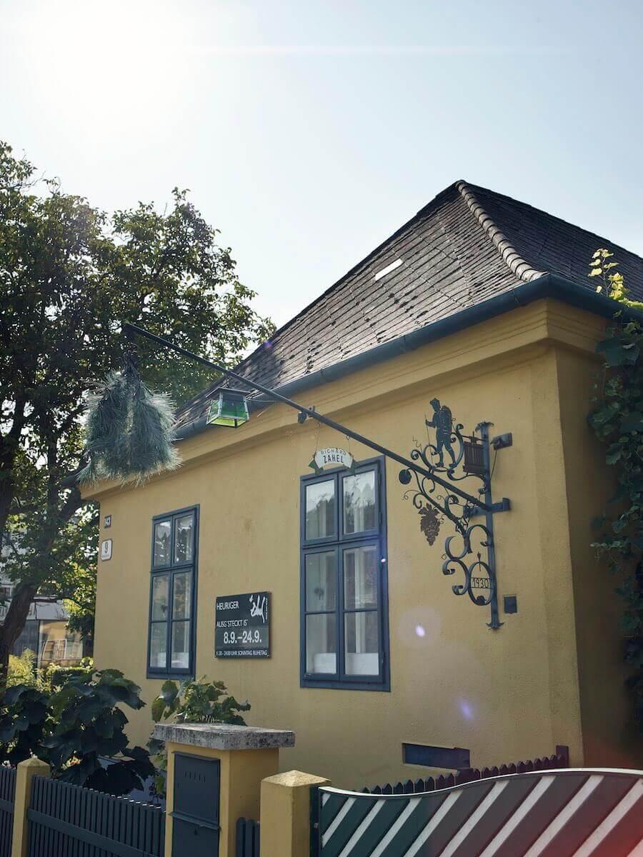 Eigentumswohnung Liesing Wien - Heurigen