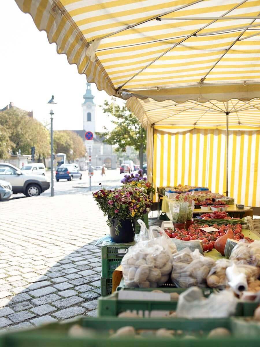 Eigentumswohnung Mauer Wien - Wochenmarkt