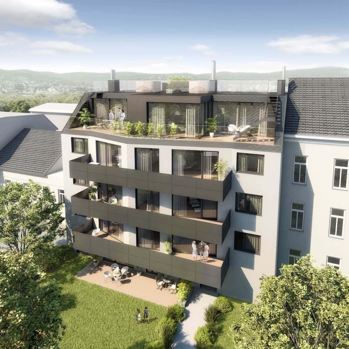 Wohnung mit Balkon kaufen Mauer, Liesing Wien